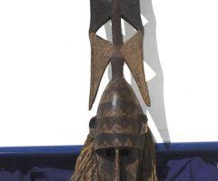 Máscara 5 Arte antiguo
