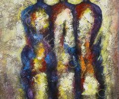 Figuras Abstractas 60x50