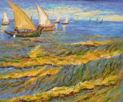 Copia Marina Van Gogh 60x50
