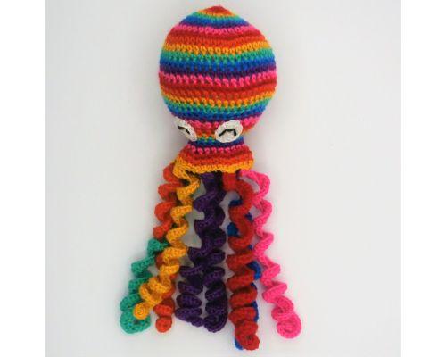 Pulpo rainbow modelo 1