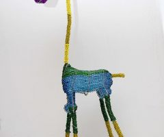 Jirafa pequeña beads