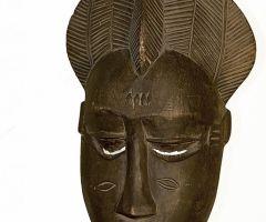 Máscara 3 Arte antiguo