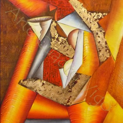 Abstracto 2 60x50