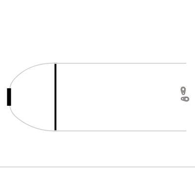 Acelerador doble pedal ligero