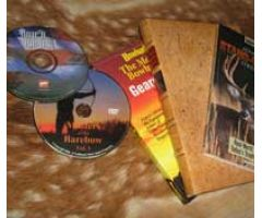 Anaquel de Libros y DVD