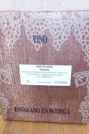 BODEGA CATAJARROS Bag in box 5l 2020