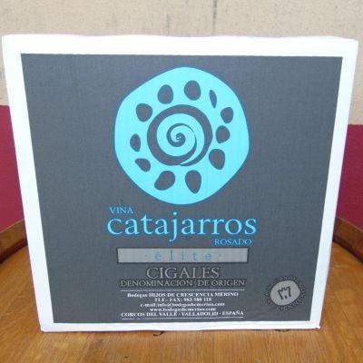 BODEGAS CATAJARROS Caja 12 botellas Catajarros Élite 75cl AÑO 2020
