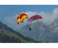 Paracaídas dirigible Beamer 3 Light