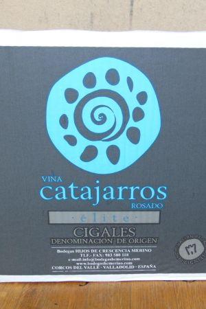 Caja 12 botellas Catajarros Élite 75cl AÑO 2020