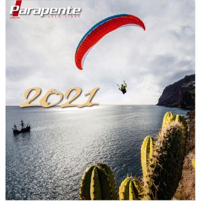 Calendario Parapente 2021