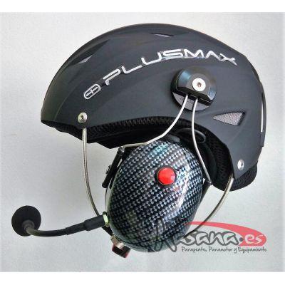 Casco de Paramotor Plusmax PlusAir UL