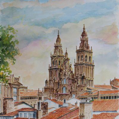 Catedral de Santiago (69x50)