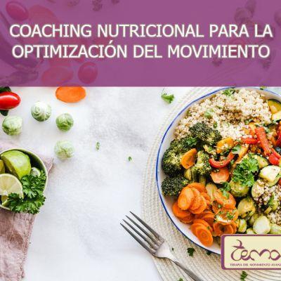 Coaching Nutricional para la optimización del movimiento