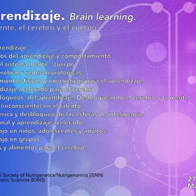 Curso Multimedia de Neuro-aprendizaje Madrid