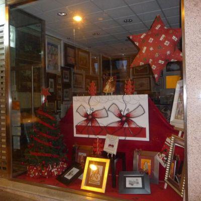 Escaparate 2012 Navidad