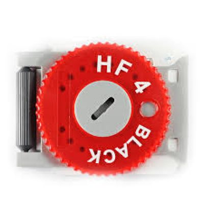Filtro HF4 Black red