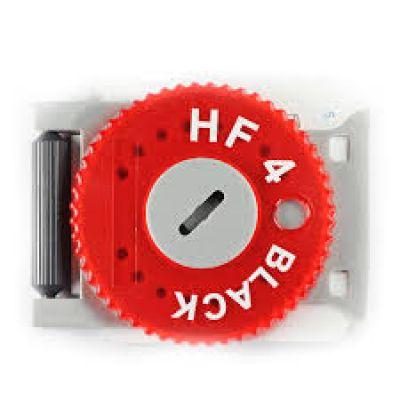 Filtro HF4 Black red