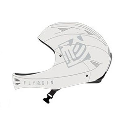 Casco Integral Gin Gliders