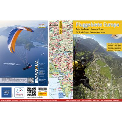 Guía de zonas de vuelo de Europa
