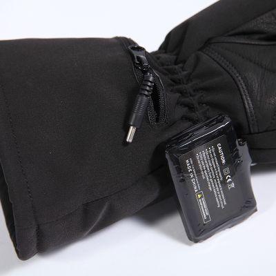 Guantes Calefactables SK con baterias