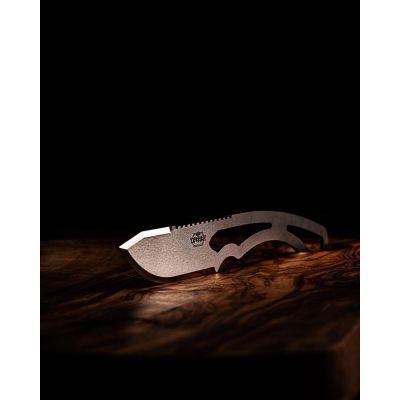 IRON WILL k1 knife