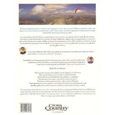 Libro Cincuenta Modos de Volar Mejor