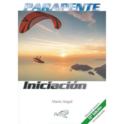 Libro Parapente Iniciación
