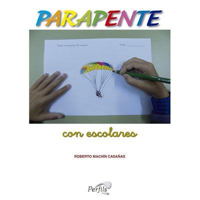 Libro Parapente con Escolares