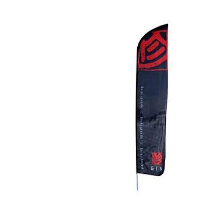 Manga de viento vertical Banner Gingliders