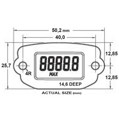 Medidor de Temperatura de Motor (culata) TTO