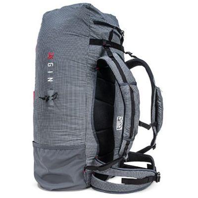 Mochila Gingliders X-lite rucksack 2 (80L)