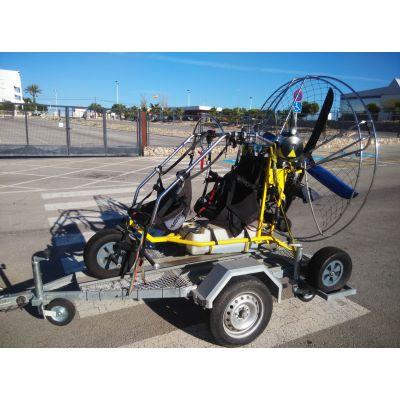 Paratrike Airfer Yumbo Biplaza con Rotax 503