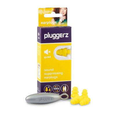 Pluggerz Quiet