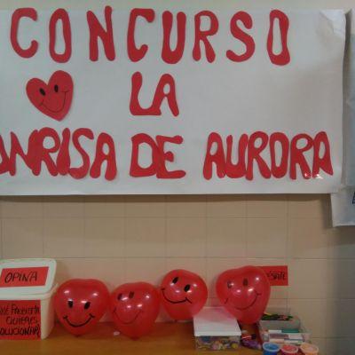 RETO 3 : CONCURSO LA SONRISA DE AURORA