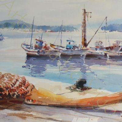 Redes en el Puerto