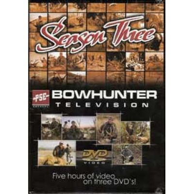 """ SEASON THREE "" 3 DVD"