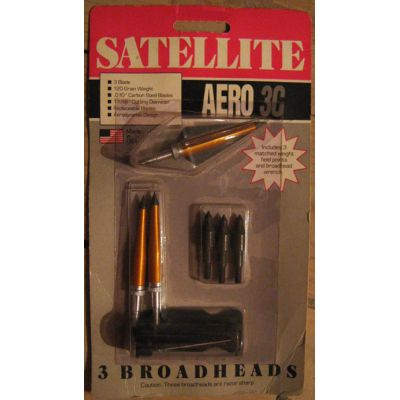 """Satellite """"Aero 3C"""""""