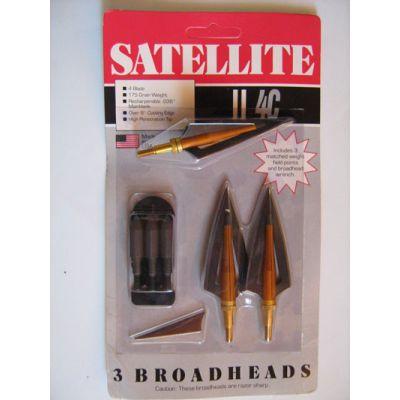 """Satellite """" II 4C """""""