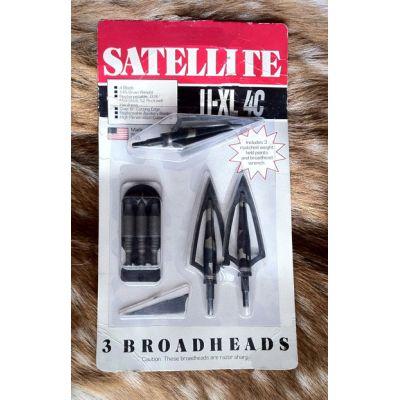 """Satellite """" II-XL 4C """""""