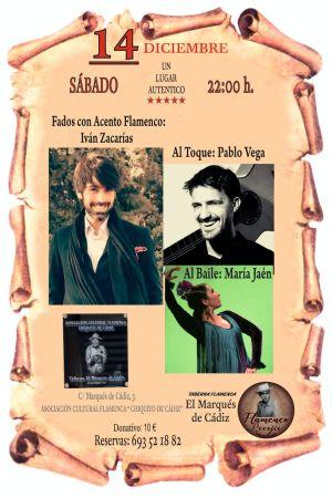 Sábado 18 de enero: Al cante Juan Villar