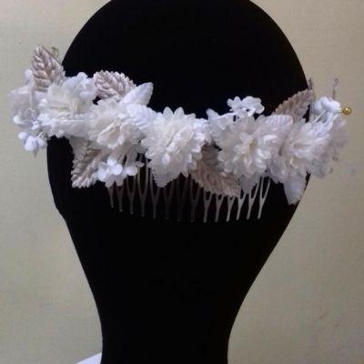 Semicorona Blanca