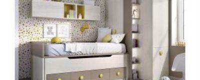 Dormitorios Juveniles, Senior e Infantiles