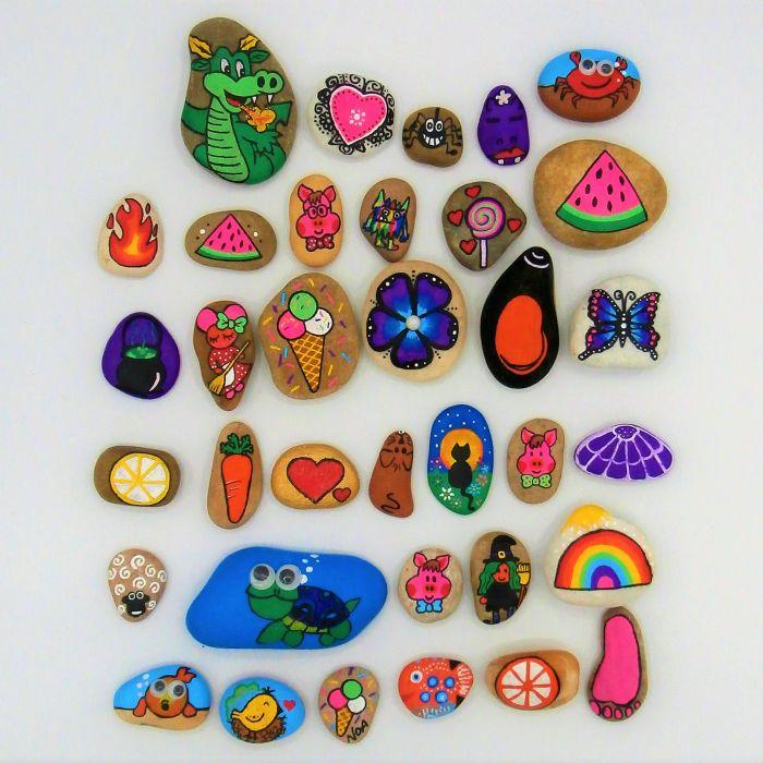 Cuentos Piedras