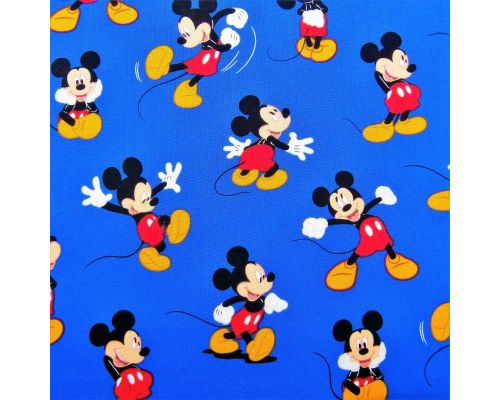 Libro Sensorial Hecho. Mickey Mousee.