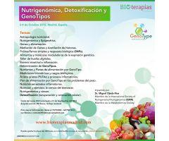 Curso de Nutrigenómica y genotipos