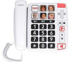 Teléfonos fijo Swiiss Voice XTRA 1110