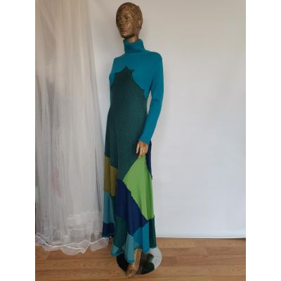 vestido azules