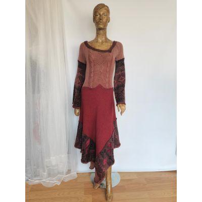 vestido medievo