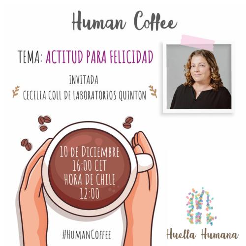 Actitud para la Felicidad- Cecilia Coll -10 de Diciembre
