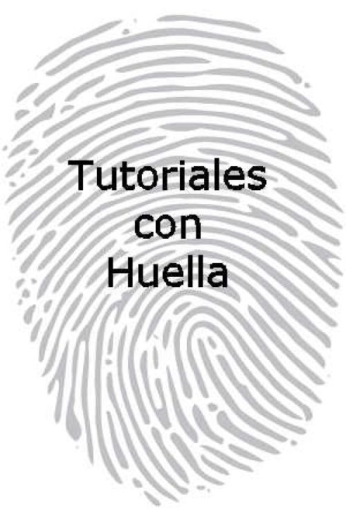 Tutoriales con Huella